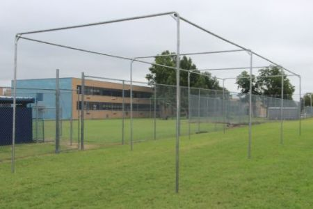 Easy DIY Batting Cage