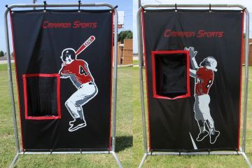 2-Sport Catcher & Frame