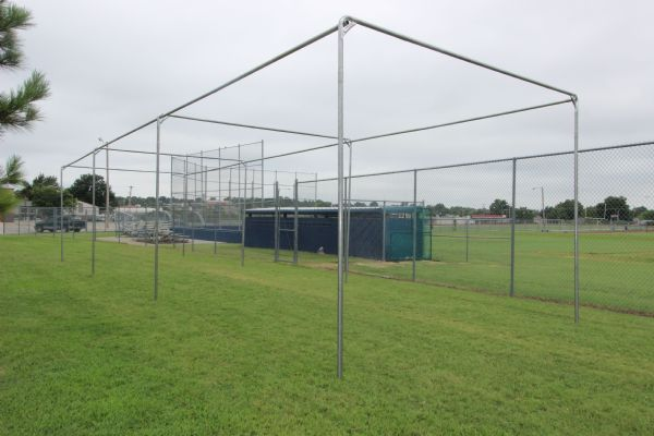 Free Standing Batting Cage