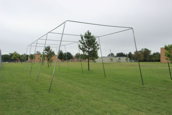 Stand Alone Batting Cages