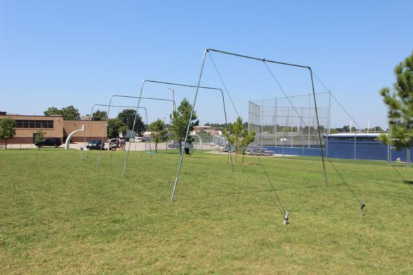 Baseball Batting Cage Frames