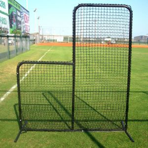 Select Pitchers L Baseball Safety Screen