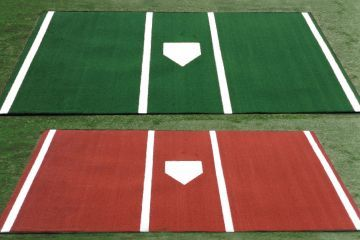 Professional Homeplate Mat