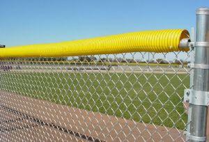 Baseball Fence Topper
