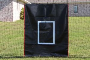 Baseball Backdrops and Backstops