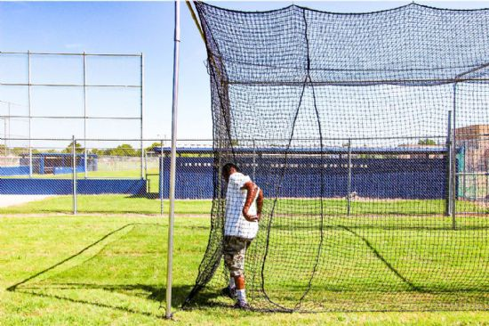 Indoor Baseball Batting Cage Nets