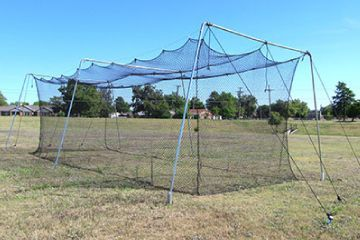 Cable Baseball Batting Cage
