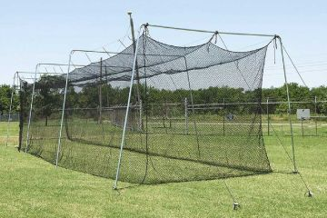 Cable Batting Cage For Baseball