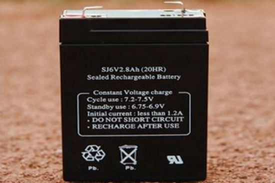 Crusher Curve Battery
