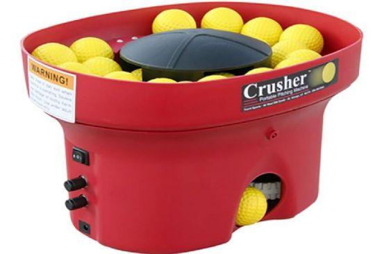 Crusher Mini Lite-Ball Pitching Machine