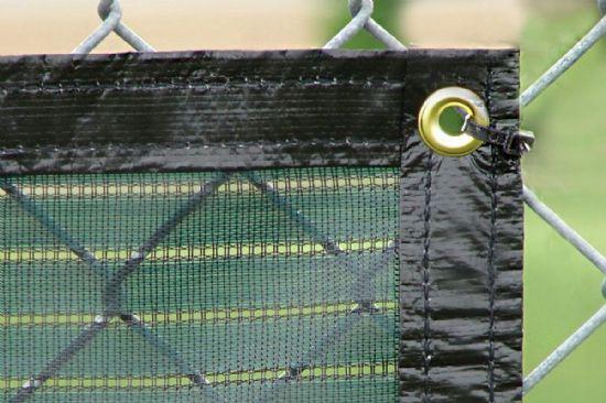 Custom Fence Windscreen