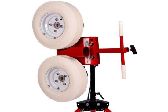 First Pitch Curveball Baseball Softball Pitching Machine