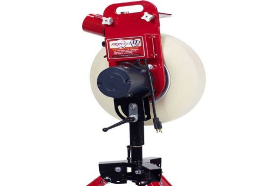 First Pitch XL Baseball Pitching Machine