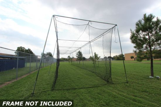 Select #24 Baseball Batting Net 70x14x12