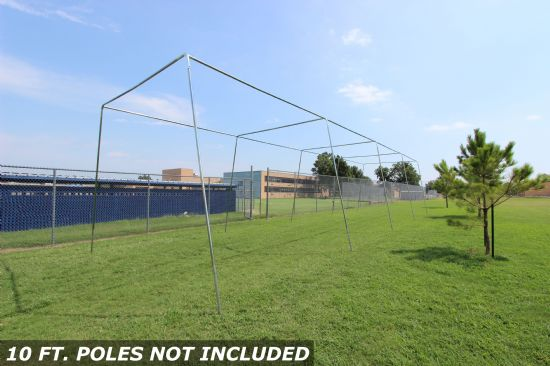 55x12x12 1.5 Baseball Cage