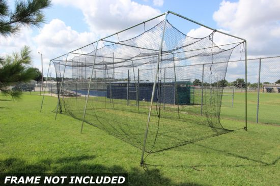 Select #24 Ball Cage Net 40x12x10