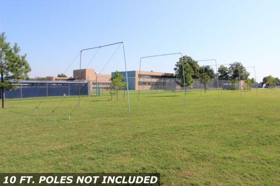 70x12x12 1.5 Batting Cage