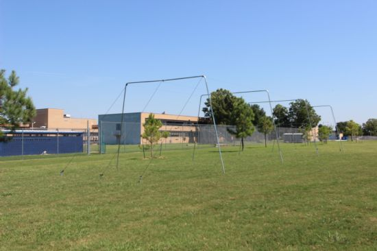 55x12x12 1.5 Cable Frame Batting Cage