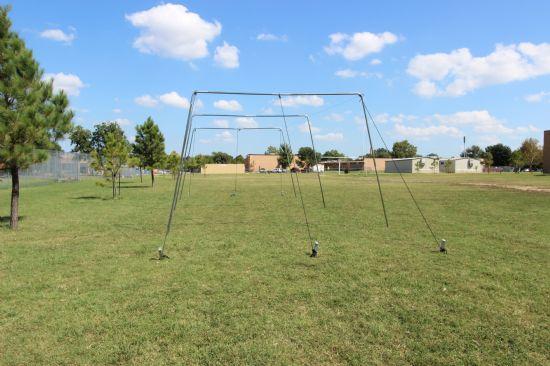 30x12x10 1.5 Baseball Batting Cage