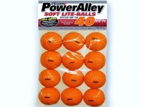 Soft Lite Pitching Machine Balls
