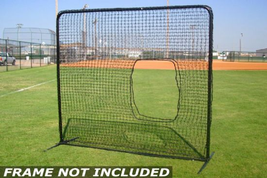 SELECT 7x7 #42 Softball Pitching Net