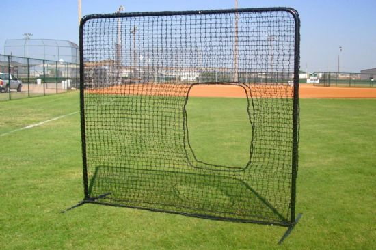 Sherman #84 Softball Net and Frame
