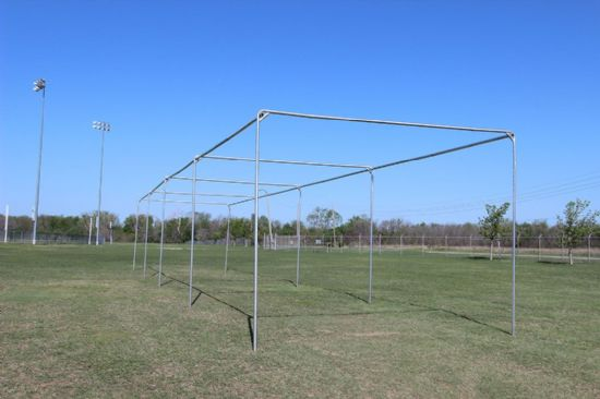 Sherman Commercial 55X15.5X12 Stand-Alone Batting Frame