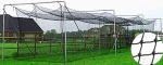 Commercial Batting Cage Net Only #42 Twisted Poly