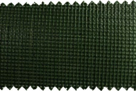 6' Vinyl Coated Mesh Polyester Baseball Windscreen