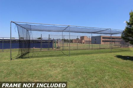 Commercial Batting Cage #36 Net 55x14x12