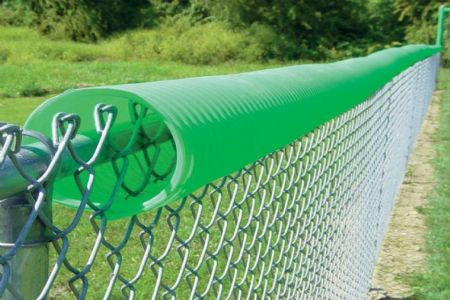 Baseball Fence Crown 100ft - Green