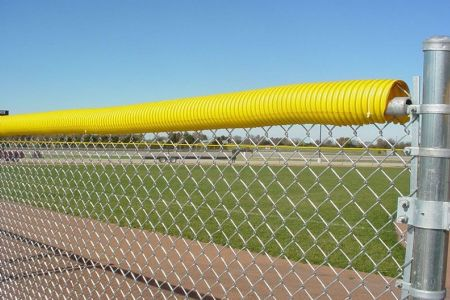 Fence Crown 250ft - Yellow