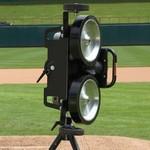 Bulldog Elite Softball Pitching Machine