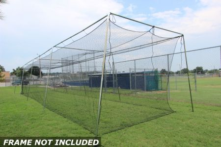 Select #24 Batting Cage NET 50x12x10