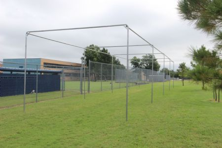 Sherman Commercial 70X15.5X12 Stand-Alone Batting Frame