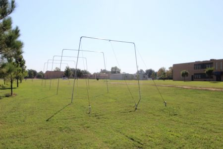 70x12x12 1.5 Baseball Batting Cage