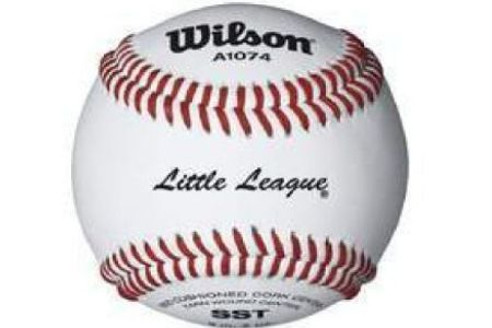 Leather Little League Approved Baseballs