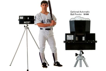 Polyball Tutor Baseball Pitching Machine