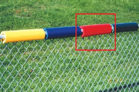 Premium Red Safe Foam For Fence