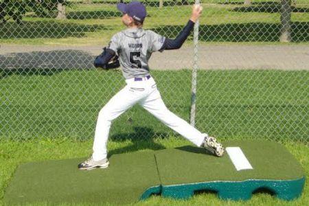 Outdoor Pro Practice Mound
