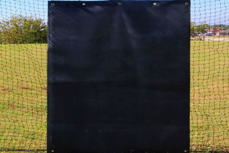 SELECT 6x8 Rubber Backstop
