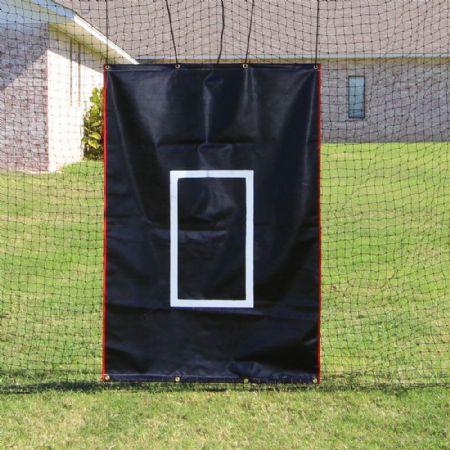 SELECT 4x6 Vinyl Baseball Backstop