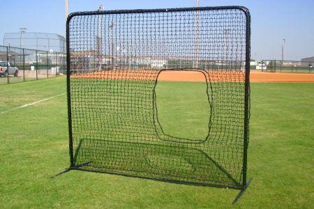 Sherman #84 Softball Net and Frame