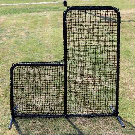 Sherman #84 Pitcher's L Screen and 7x7 Frame