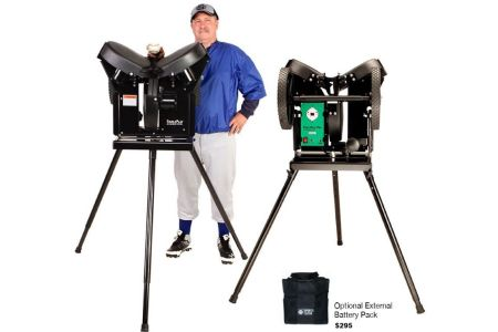 TriplePlay Basic Pitching Machine