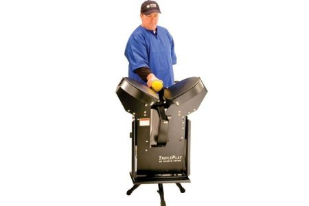 TriplePlay Pro Pitching Machine