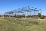 Team/Backyard Batting Cage #24 Net with 1 1/2